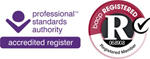 British Association of Counselling and Psychotherapy (BACP) - Registered Member